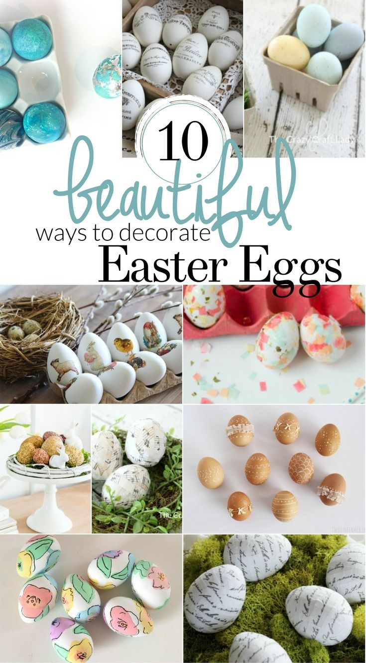 Beautiful Easter Eggs Youu0027ve Got to See