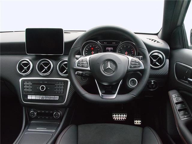 Mercedes-Benz A Class Hatchback interior view