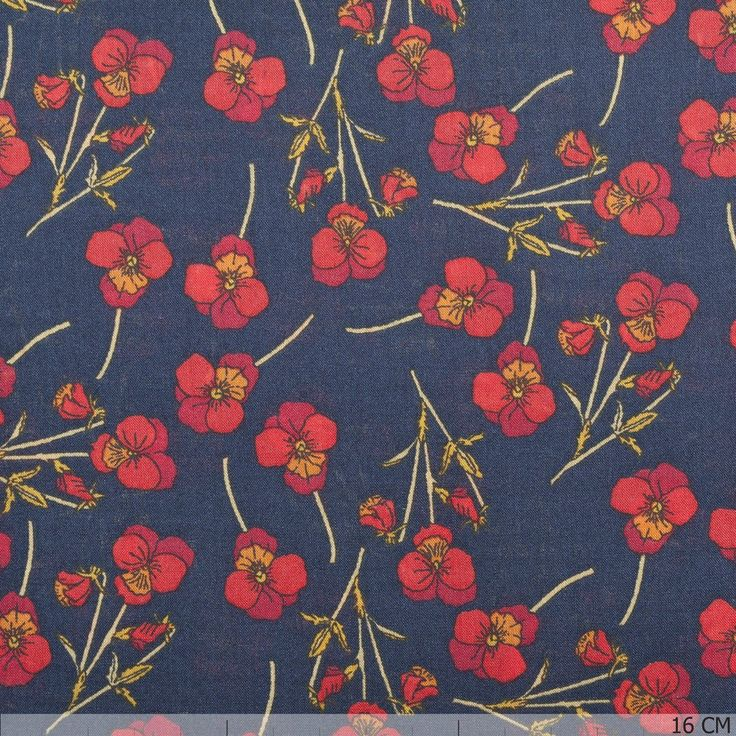 Liberty - Liberty ~ Ros A Tana Lawn Cotton - from Textielstad.nl! The largest collection in Europe