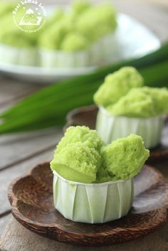 Pandan Steamed Cake / Huat Kueh Recipe (Nasi Lemak Lover) #Yellowmenace #TookYangThai
