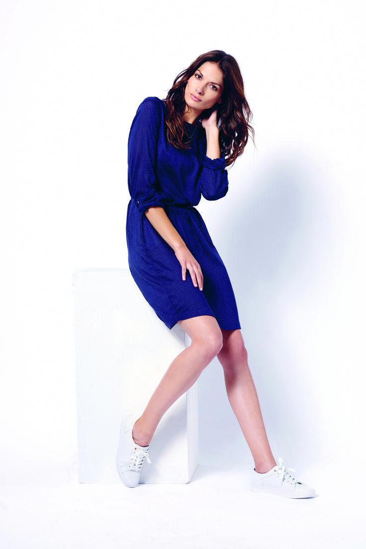 soyaconcept - dress - blue