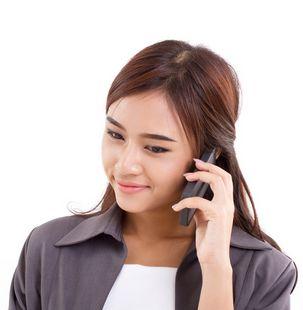 Percakapan telepon bahasa Inggris