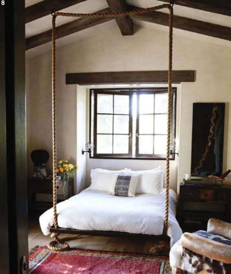 erin martin hanging bed