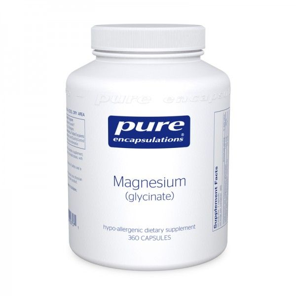 Magnesium (glycinate) | Dietary Supplements