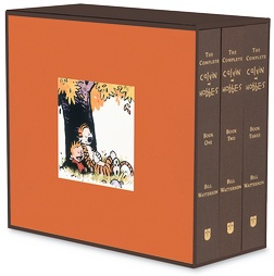 The Complete Calvin and Hobbes by Bill Watterson (Hardcover)