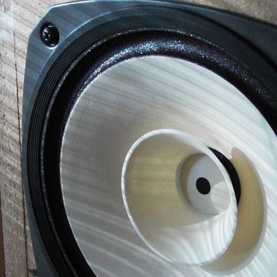 Making speakers can be very tricky and so we put together this little tutorial which shows how to make a pair with no electronics and which can be finished in any way you desire