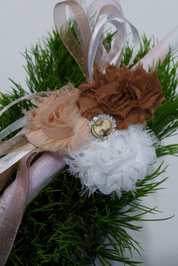 Shabby Chic Greek Easter Lambada by KoulEvents on Etsy, $25.00