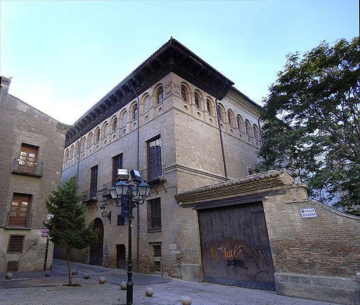 Zaragoza - Casa de Miguel Donlope
