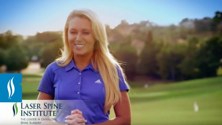 Natalie Gulbis Reviews | Laser Spine Institute