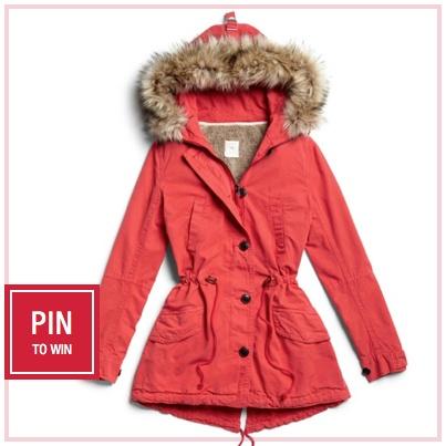 Pin to Win!! #Gap #pintowinGap Pintowin, Media Contest, Clothing, Contest Ideas, Gap Coats, Hot Style, Winter Coats, Awesome Gap, Fur Trim