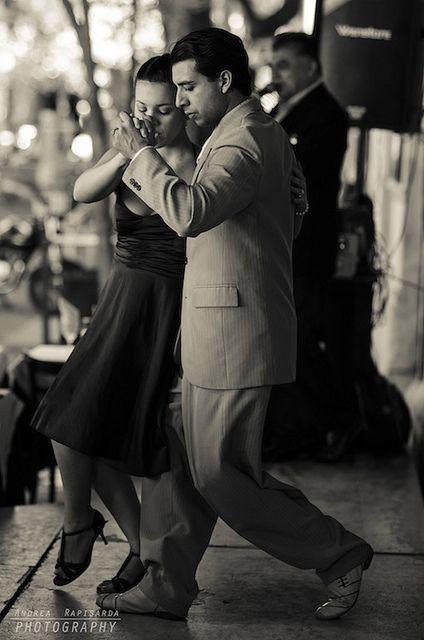 Tango argentino in Boca, Buenos Aires