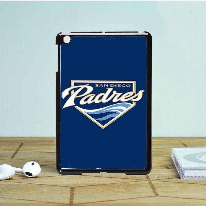 Sandiego Padres Baseball Logo Blue iPad Mini 2 Case Dewantary