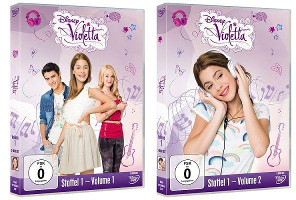 Gewinnspiel: Violetta Staffel 1 › Die Testfamilie
