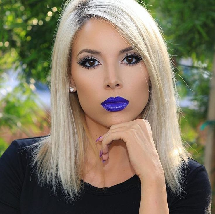 Lustrelux... literally my fave makeup artist ever!