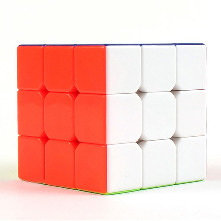 Cube Speed Blocks Puzzles Magic Cubes Educational 3x3x3 Learning Resources Juegos Magia Toys For Children Rompecabezas 40D0203