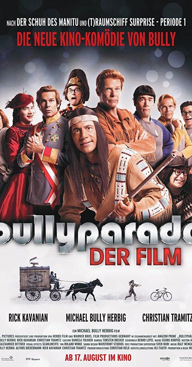 Directed by Michael Herbig. With Michael Herbig, Christian Tramitz, Rick Kavanian, Sky du Mont. Feature film adaptation of the German sketch comedy show, in which comedians present five parodies of popular films.
