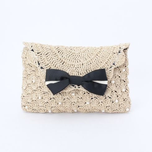 http://www.aliexpress.com/store/1687168  50% off on August 25, only one day! MINIMUM crochet clutch bag