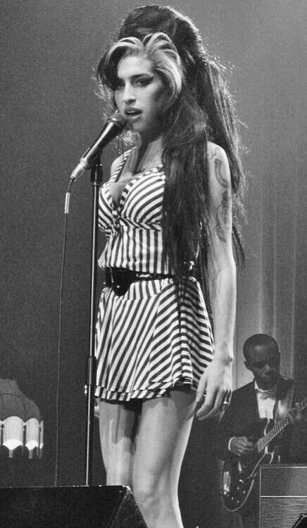 Amy Winehouse. I miss her and that ratty beehive of hers. Talent expired: July 23, 2011.