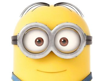 MINION  Minion Movie  Minion Eyes  Minion by LittleDebsDownloads