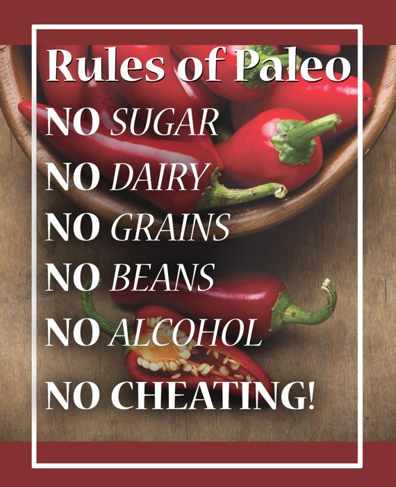 13 best paleo posters images on Pinterest Health, Exercises and - best of blueprint diet food list
