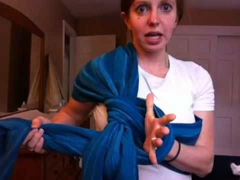 Rebozo carry & Slip Knot this woman saved m life she is the only person who mate a toutorial that i understood :) thank you