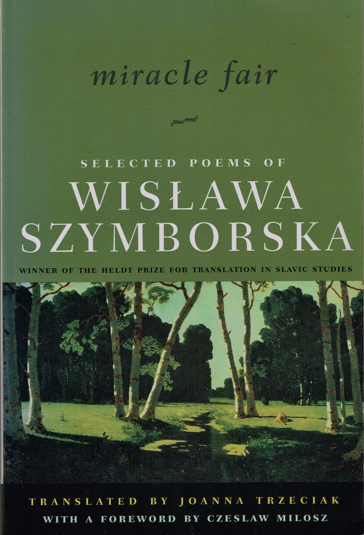 Miracle Fair (2001) Selected Poems of Wislawa Szymborska. I liked this collection. Though it did not have several of my favourite Szymborska poems, it had many I have never read before. Finished 14th Nov 2015, bedtime reading, first read.