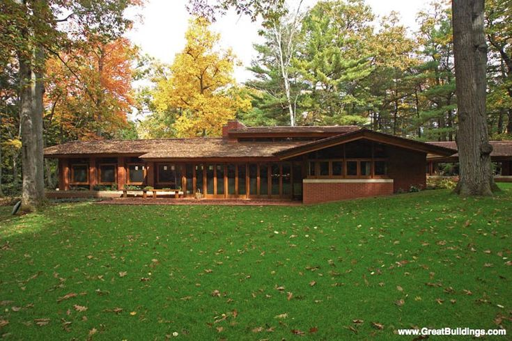 17 best images about frank lloyd wright on pinterest for Zimmerman house