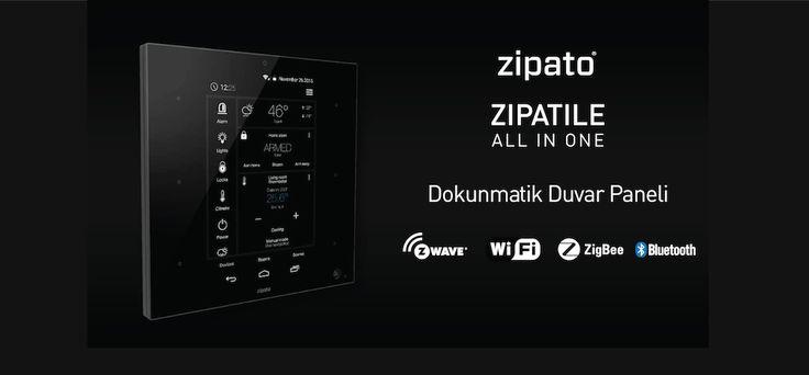 Zipato akıllı ev sistemleri