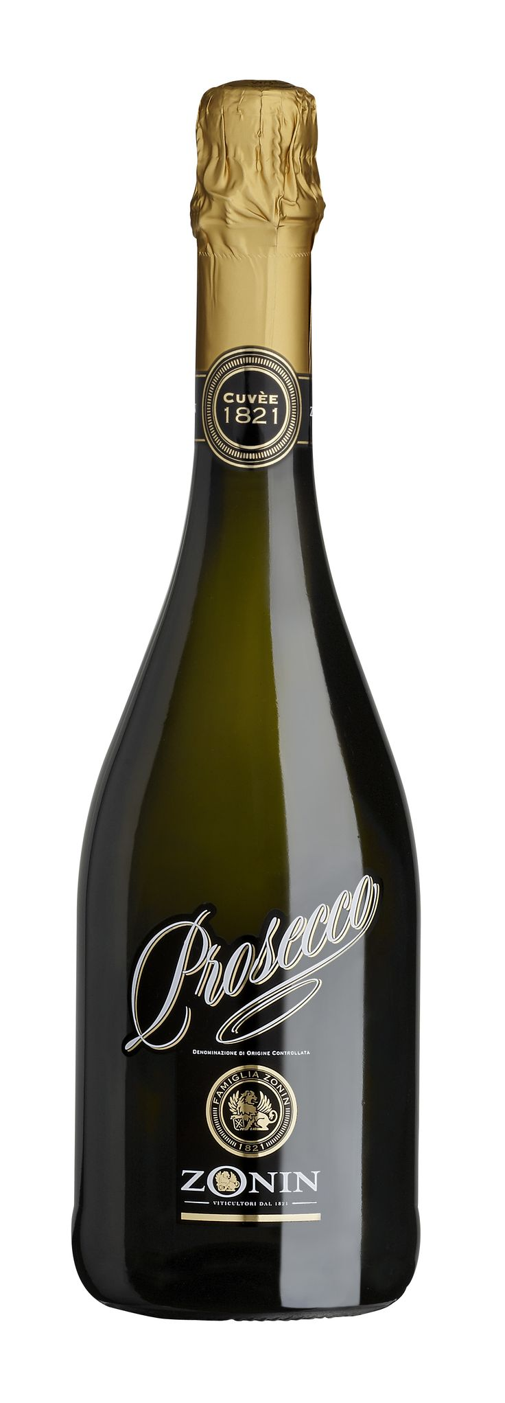 Zonin Prosecco Doc cuvee 1821 750ml