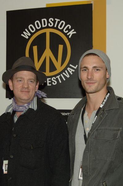 David Gow & Andrew Walker (Woodstock Film Festival)