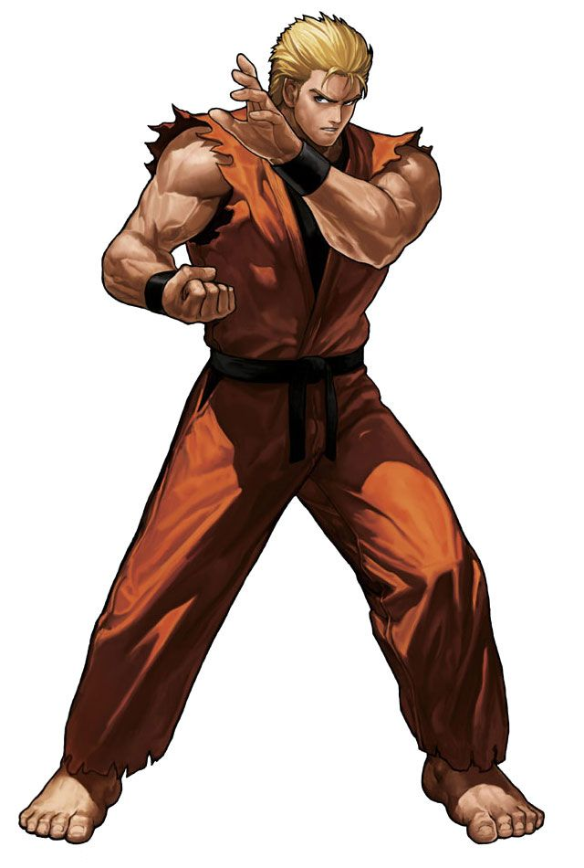 Ryo Sakazaki - King of Fighters XIII