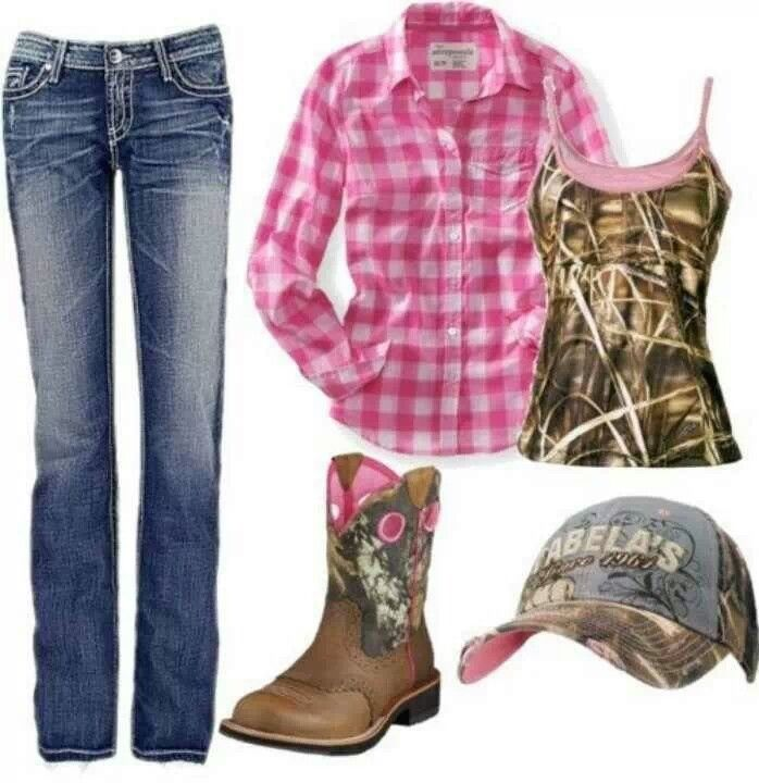 #Camo and #pink and #Cabella's! For more Cute n' Country visit:  www.cutencountry.com and www.facebook.com/cuteandcountry