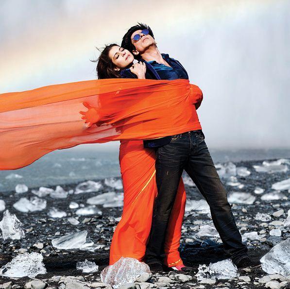 Gerua Dilwale 2015 Movie Song Shahrukh Khan - http://www.inihdwallpaper.com/gerua-dilwale-2015-movie-song-shahrukh-khan/
