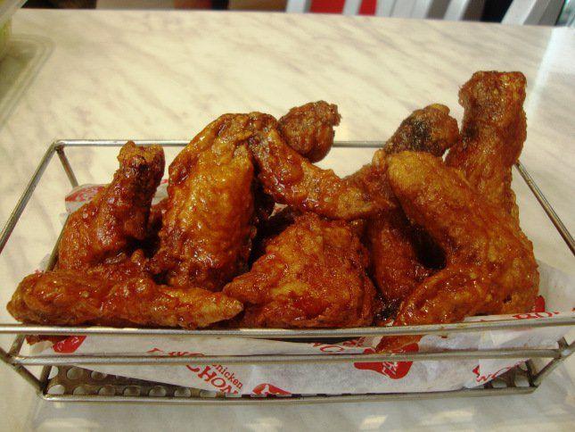 BonChon-Style Soy Garlic Wings Recipe (Korean Chicken Wings) | Panlasang Pinoy Recipes