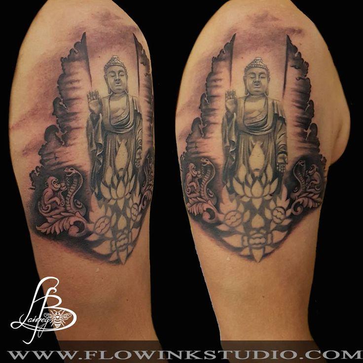 Best 25 buddha tattoos ideas on pinterest buda tattoo for Revival tattoo and piercing