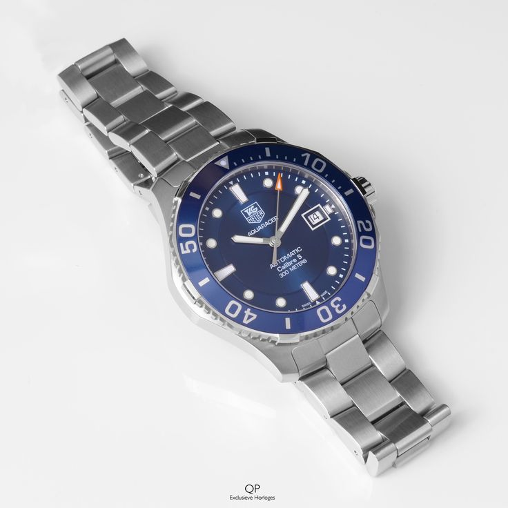 For tonight, we present the sleek and sporty TAG Heuer ...