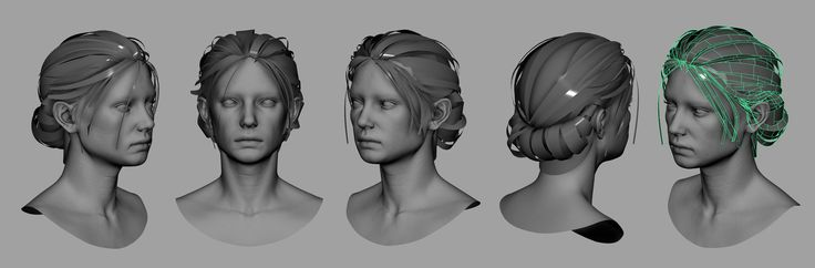 https://www.artstation.com/artwork/hair-test