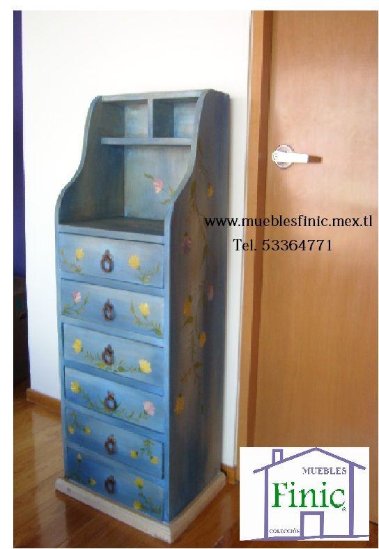 666 best Tuneando muebles: Estarcido images on Pinterest ...
