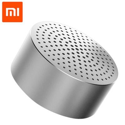 Xiaomi Mi Bluetooth Speaker! Small and easy to take with you! Great sounds! Great looks due to complete alloy body! Now Only $14! link in Bio!  http://shop-xiaomi.com/news/xiaomi-mi-bluetooth-4-0-speaker-silver/  #Xiaomi #gadgets #gadget #shopxiaomi #shop-xiaomi #design #speaker #bluetooth #sound #music #mp3 #smartphone #tablet #bass #fun #friends #dance