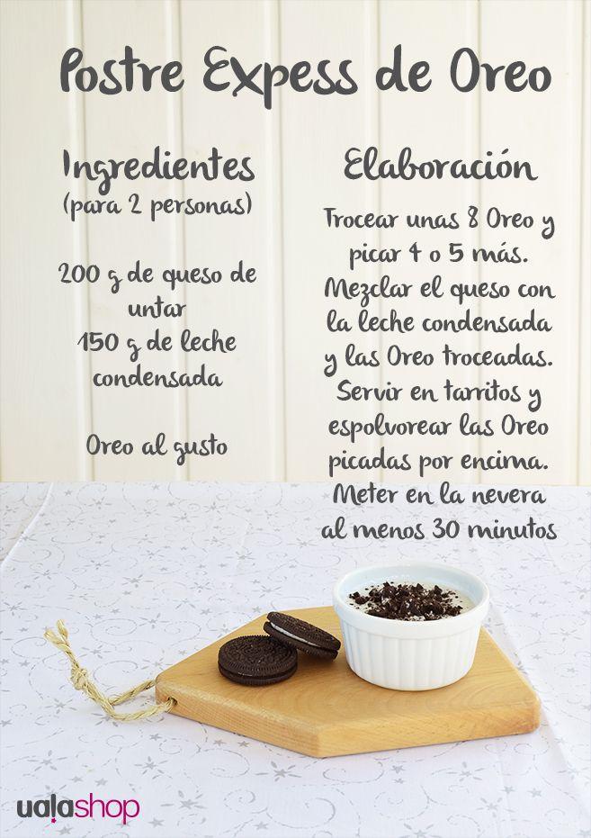 #Receta de #Oreo fácil con solo 3 ingredientes y sin horno ni microondas