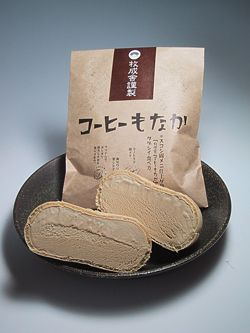 Japanese style Asian Inspired....coffee ice cream ..oh i love coffee ice cream its my fave!!