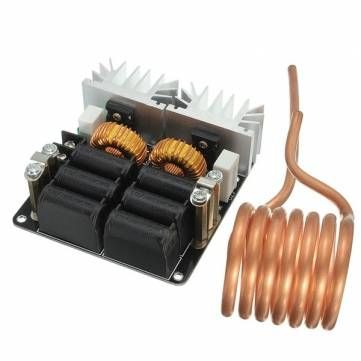Only US$34.99, buy best Low ZVS 12-48V 20A 1000W High Frequency Induction Heating Machine Module sale online store at wholesale price.US/EU warehouse.