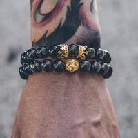 Men Bracelets Lion King