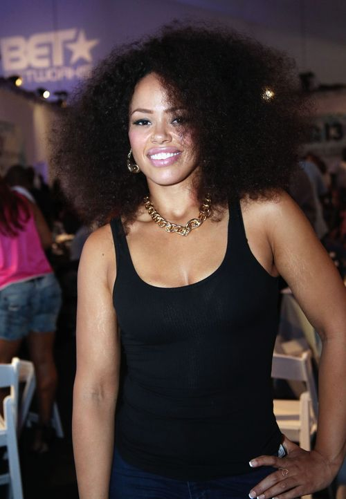 Elle Varner Natural Hair