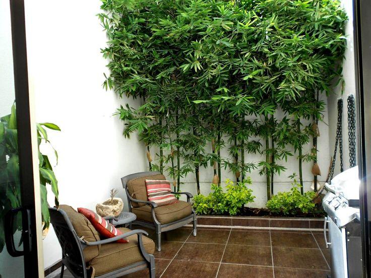 M s de 25 ideas incre bles sobre patio trasero peque o en for Pisos para patios pequenos