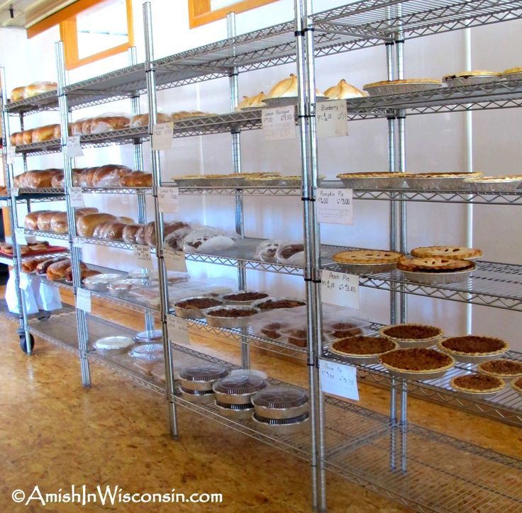Oven Fresh Amish Bakery In Dalton Wi Amish In Wisconsin
