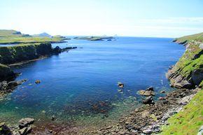 Ou aller en Irlande ? le meilleur itinéraire pour une semaine dans l'Ouest. | PECHE ET SAC A DOS