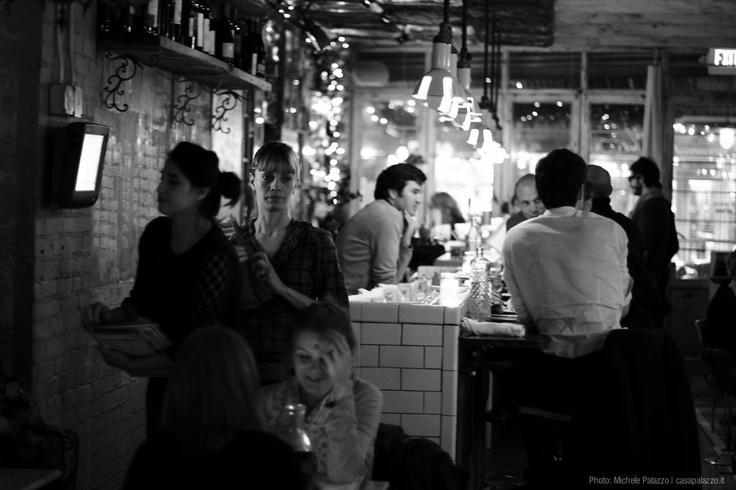 oficina latina: a yummy jumble of latin food/drink; the scallop and calamari ceviche is wonderful