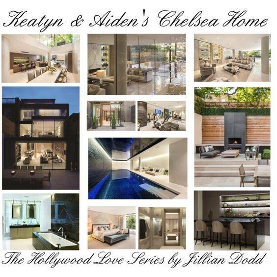 Keatyn & Aiden's Chelsea Home