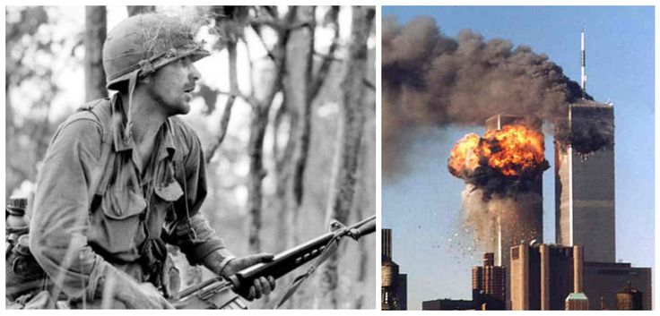 Rick Rescorla - A true American hero (from Britain). Led a Bayonet Charge in Vietnam. Was Killed in the Twin Towers, 9/11. His Remains Were Never Found - https://www.warhistoryonline.com/vietnam-war/rick-rescorla-a-true-american-hero-from-britain-led-a-bayonet-charge-in-vietnam-was-killed-in-the-twin-towers-911-his-remains-were-never-found.html